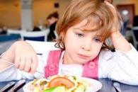 Дитячі «харчові» капризи