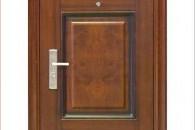 Види обробки металевих дверей