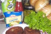 Приготування гамбургера в домашніх умовах - фото і відео